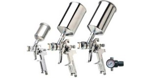 Vaper 19220 HVLP Triple Set-Up Spray Gun review
