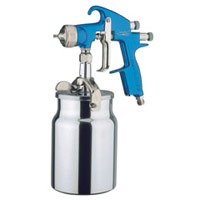 suction feeed spray gun