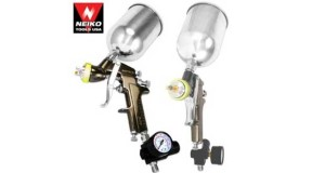 Professional Grade 1.7 mm HVLP Air Spray Gun