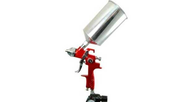 TCP Professional spray gun