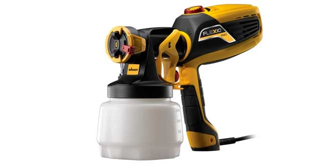 Wagner Flexio 590 Paint Sprayer Review