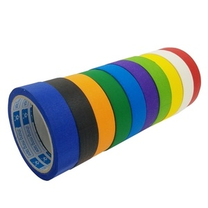M-Jump Multi-Colored Washi Painter_s Tape