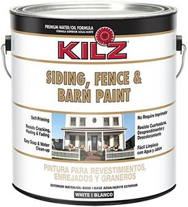 KILZ Exterior Self-Priming Paint